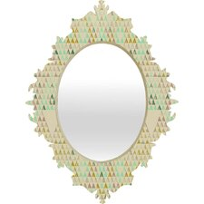 Pattern State Triangle Lake Mirror