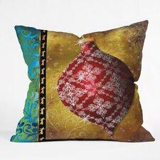 Madart Inc. Elegante Throw Pillow