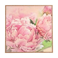 Peonies by Lisa Argyropoulos Framed Graphic Art