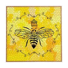 Queen Bee by Lisa Argyropoulos Framed Wall Art