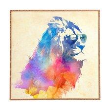 Sunny Leo by Robert Farkas Framed Wall Art