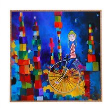 Out Of Bounds by Robin Faye Gates Framed Wall Art