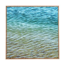 Ombre Sea by Shannon Clark Framed Photographic Print