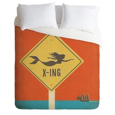 Anderson Design Group Lightweight Mermaid X Ing Duvet Cover
