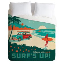 Anderson Design Group Lightweight Surfs Up Duvet Cover