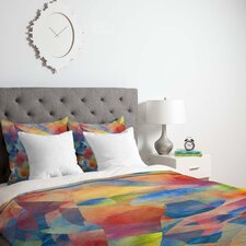 Jacqueline Maldonado Lightweight This Is What Your Missing Duvet Cover