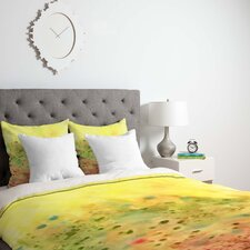 Rosie Brown Jeweled Pebbles Duvet Cover