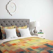 Jacqueline Maldonado Lightweight Cubism Dream Duvet Cover