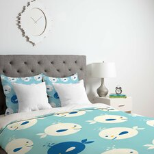Khristian A Howell Lightweight Baby Beach Bum Duvet Cover