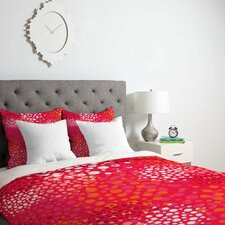 Khristian A Howell Lightweight Brady Dots Duvet Cover