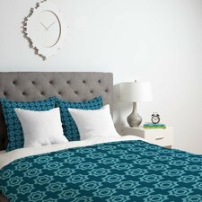 Khristian A Howell Lightweight Moroccan Mirage Duvet Cover