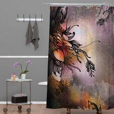 Iveta Abolina Rain Shower Curtain