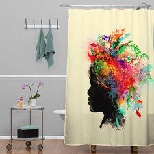 Budi Kwan Wildchild Shower Curtain