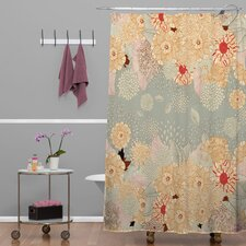 Iveta Abolina Creme De La Creme Shower Curtain