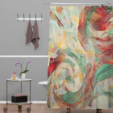Jacqueline Maldonado Rapt Shower Curtain