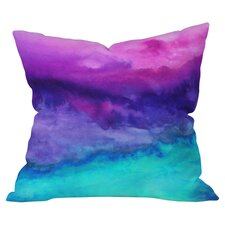 Jacqueline Maldonado The Sound Indoor/Outdoor Throw Pillow