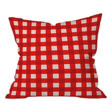 Holli Zollinger Gingham Throw Pillow