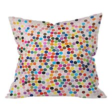 Garima Dhawan Dots Dance Throw Pillow