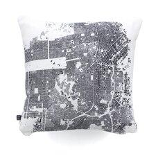 CityFabric Inc San Francisco Throw Pillow