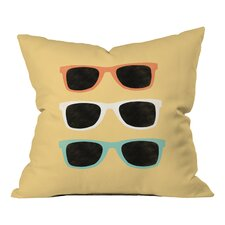 Allyson Johnson Summer Shades Indoor/Outdoor Throw Pillow