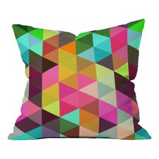 """""""Three Of The Possessed"""" Modele Indoor/Outdoor Throw Pillow"""