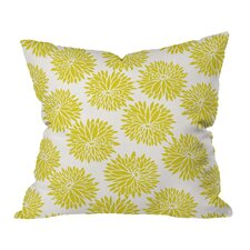 Khristian A Howell High Society Indoor/Outdoor Throw Pillow