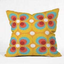 Steven Scott Bubbles and Butterflies Indoor/outdoor Throw Pillow