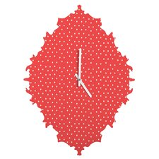Allyson Johnson Dots Wall Clock
