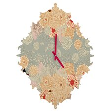 Iveta Abolina Creme De La Creme Wall Clock