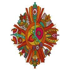 Valentina Ramos Liora Wall Clock