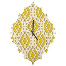 Aimee St. Hill Diamonds Wall Clock