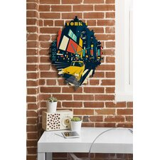 Anderson Design Group NYC Times Square Wall Clock