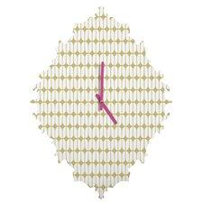 Caroline Okun Modular Wall Clock