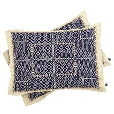 Ballack Art House Greece Pillow Case