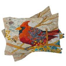 Elizabeth St Hilaire Nelson Cardinal Pillowcase