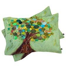 Elizabeth St Hilaire Nelson Spring Tree Pillowcase