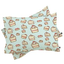Jennifer Denty Cake Slices Pillowcase