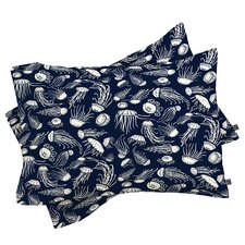 Jennifer Denty Jellyfish Pillowcase