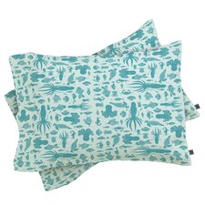Jennifer Denty Sea Creatures Pillowcase