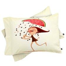 Jose Luis Guerrero Watermelon Pillowcase