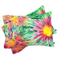 Joy Laforme Floral Confetti Pillowcase