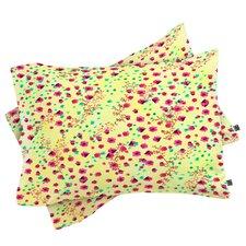 Joy Laforme Wind Swept Floral Pillowcase