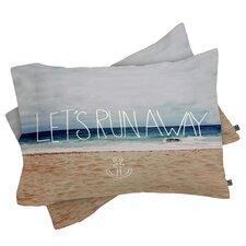 Leah Flores Lets Run Away III Pillowcase