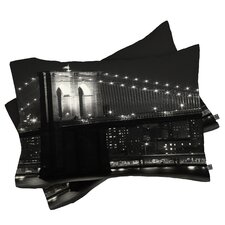 Leonidas Oxby Brooklyn Bridge 125 Pillowcase