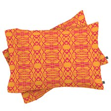 Pattern State Shotgirl Tang Pillowcase