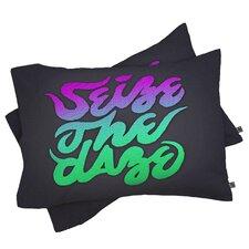 Wesley Bird Seize The Daze Pillowcase