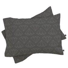 Wesley Bird Diamond Print 1 Pillowcase