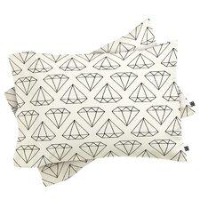 Wesley Bird Diamond Print 2 Pillowcase