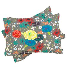 Vy La Bloomimg Love Pillowcase