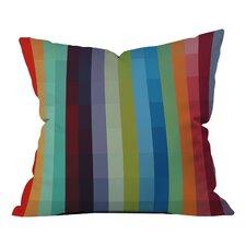 Madart Inc Indoor/Outdoor Throw Pillow